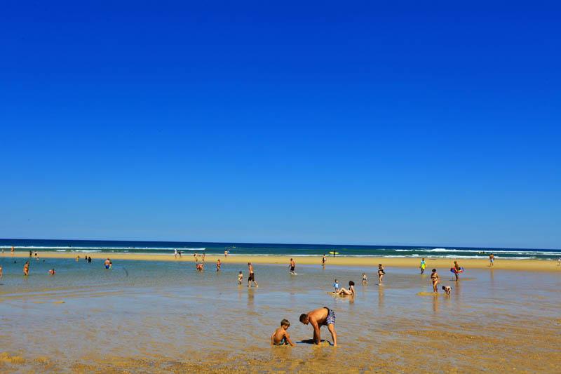 L'été est lancé, les plages sont surveillées!
