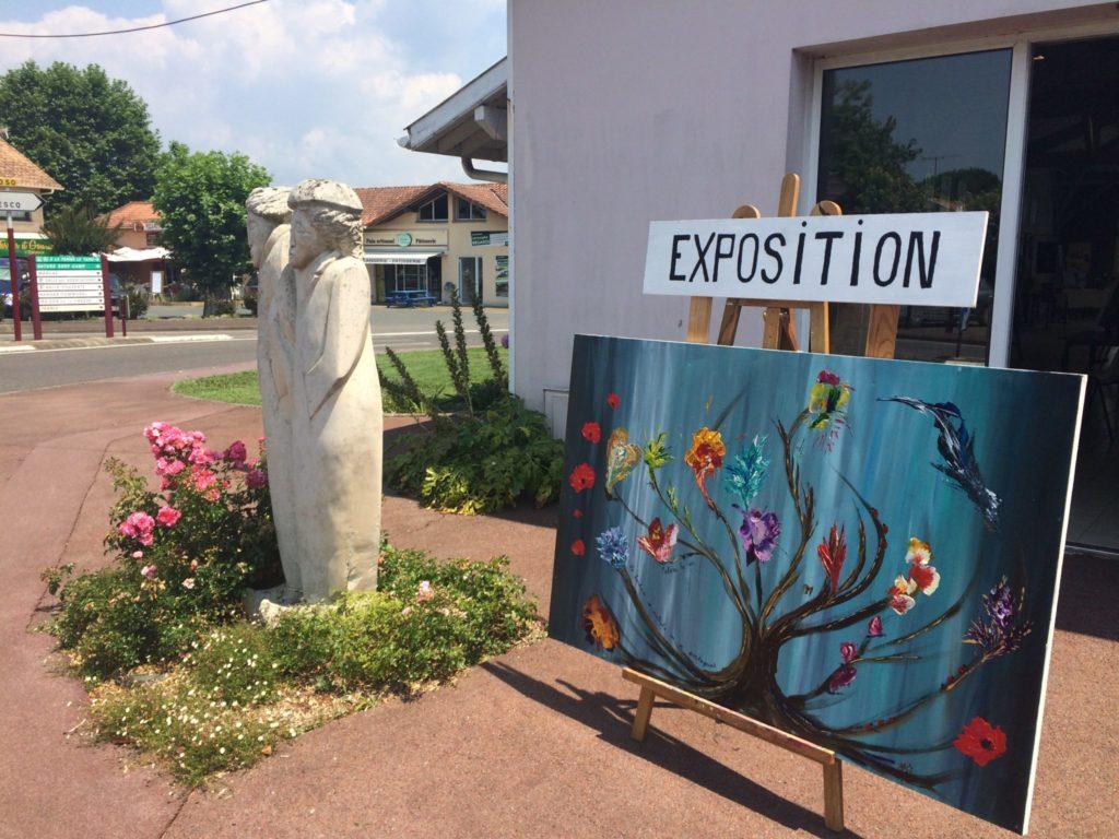 Expo Peinture Messanges