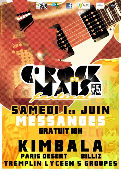 Le C'Rock Maïs Festival