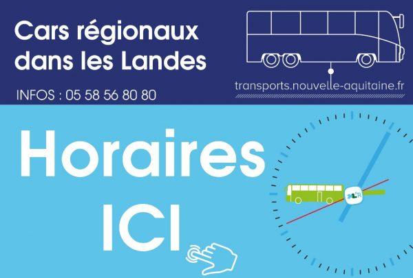 Réseau de cars régionaux