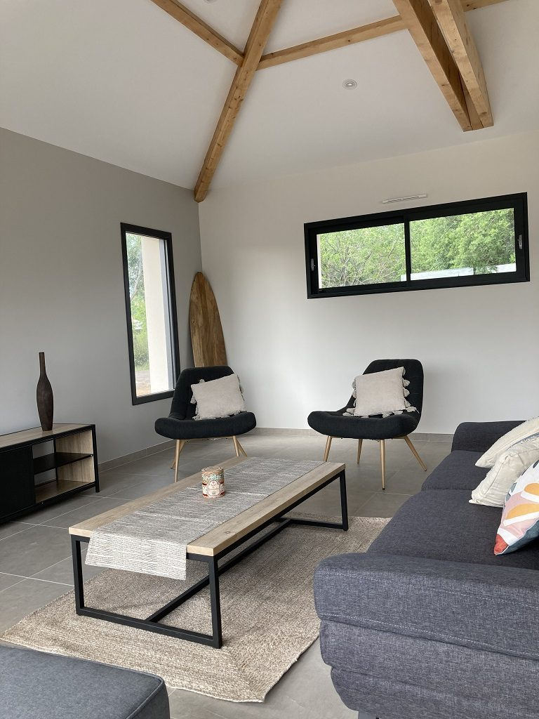 Villa des pins- Domaine de Branouns – Messanges – Landes Atlantique Sud