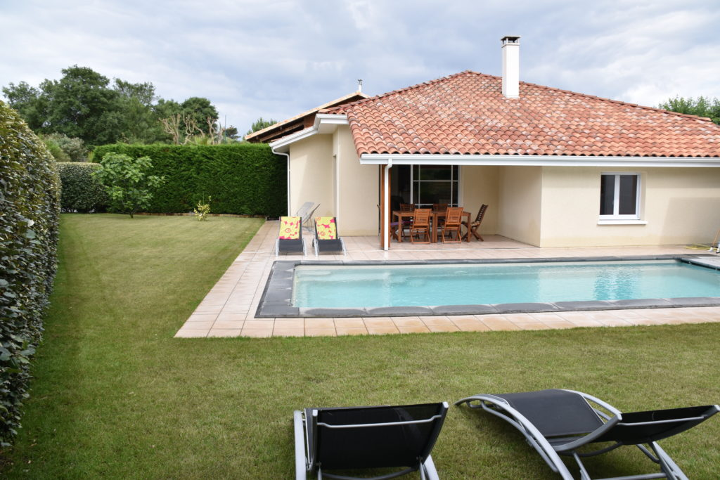 Location avec piscine Messanges