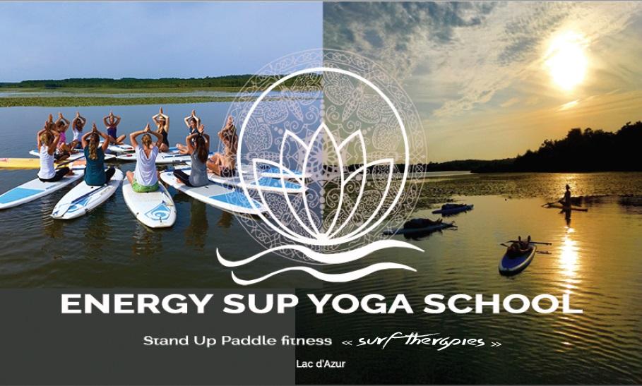 Sup yoga Landes