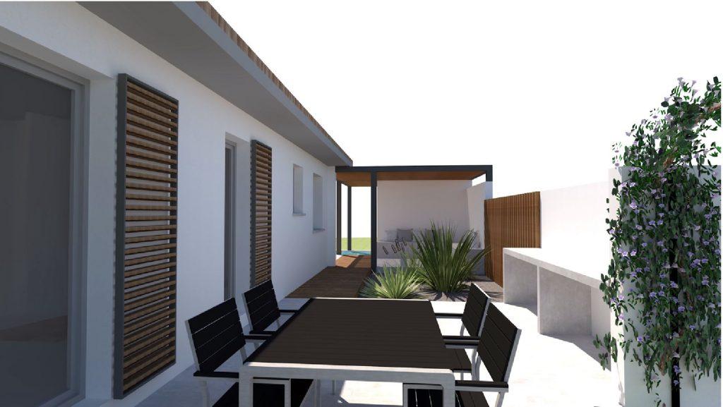 Villa Manuel Chambon Messanges Landes Atlantique Sud