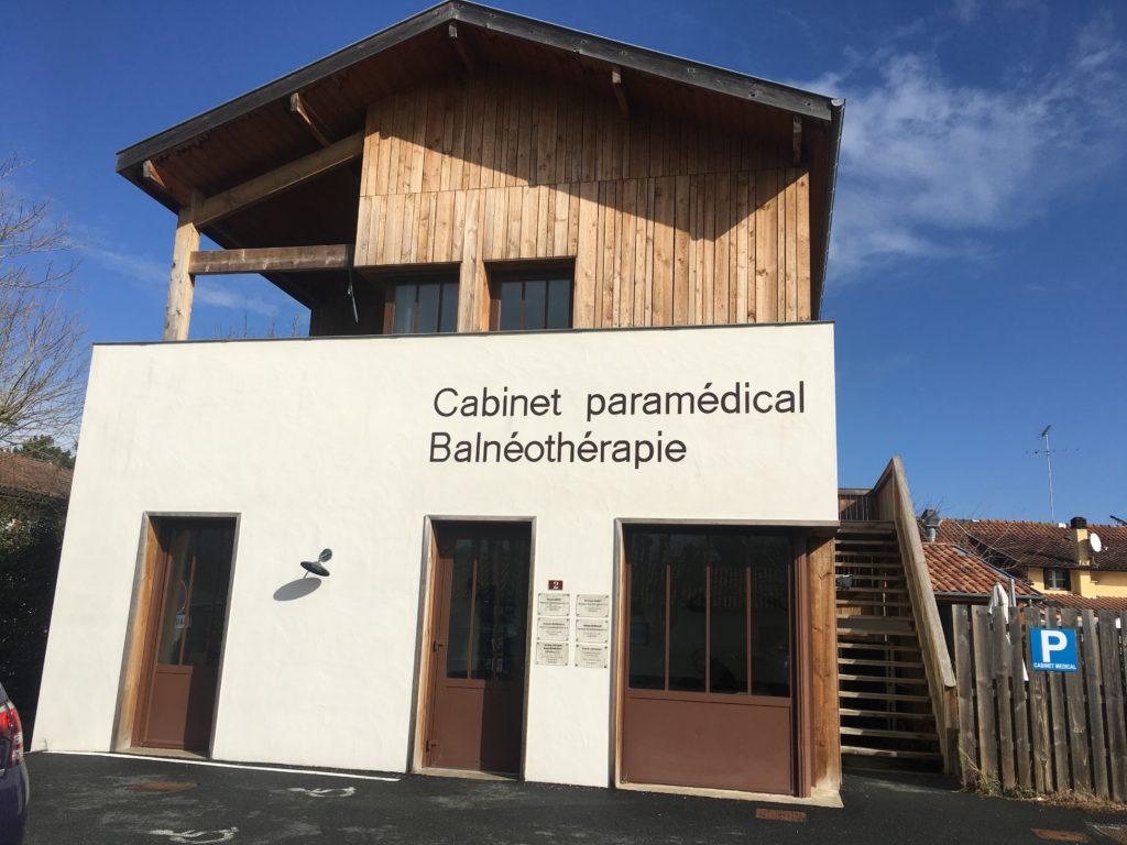 Cabinet kinésithérapeute et balneothérapie messanges