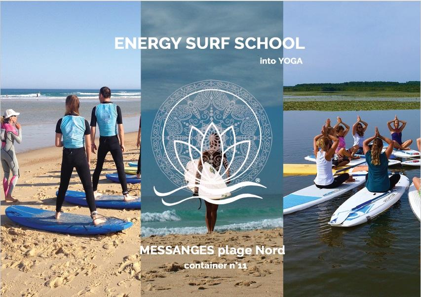cours de surf messanges landes