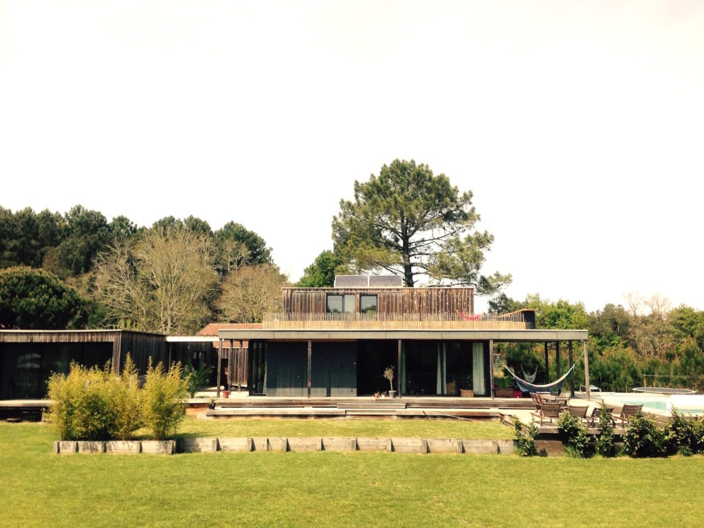 location villa messanges