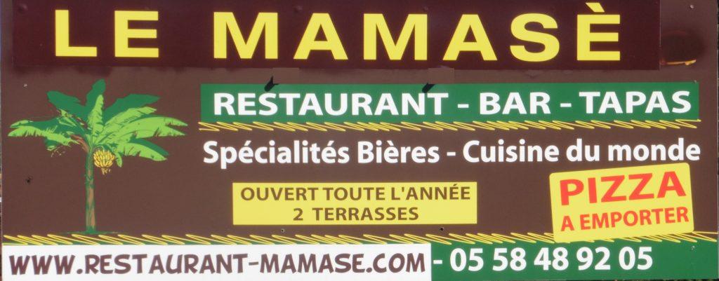 Bar restaurant tabac mamasè