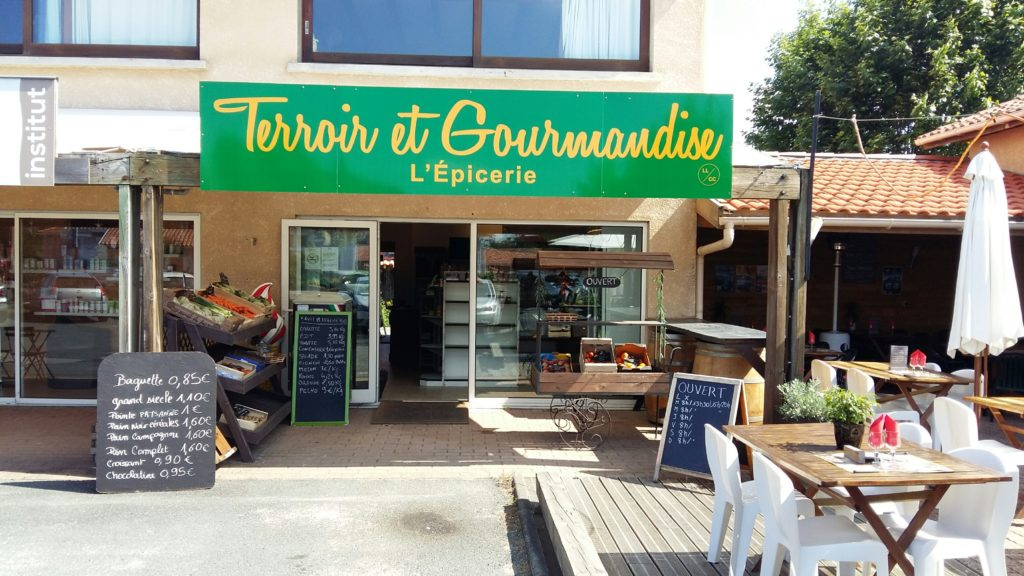 terroir & gourmandise