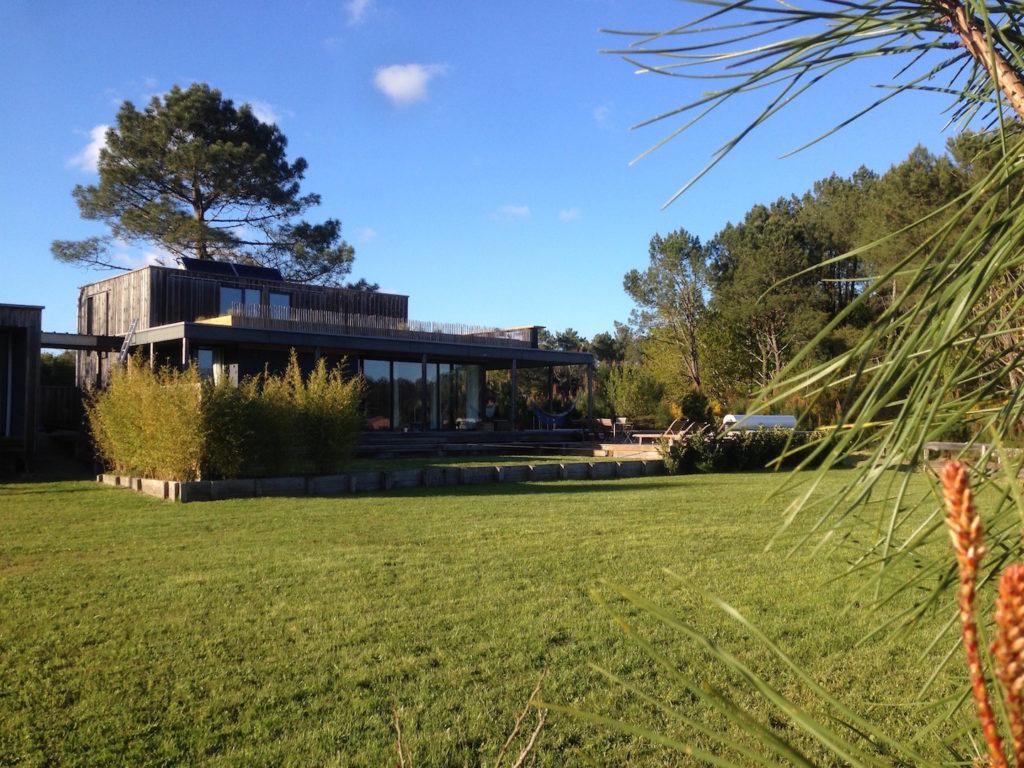 villa architecte messanges